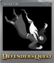 Defenders Quest Valley of the Forgotten Foil 2
