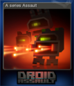 Droid Assault A Series Assault