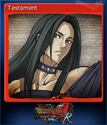 GUILTY GEAR XX ACCENT CORE PLUS R Card 10