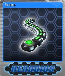 Hexodius Foil 6
