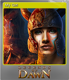 Legends of Dawn Foil 5