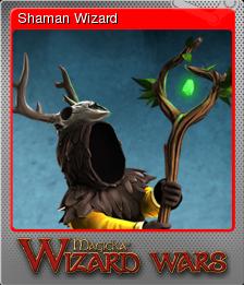 Magicka Wizard Wars Foil 4