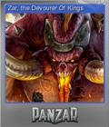 Panzar Card 01 Foil