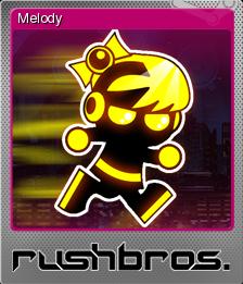 Rush Bros Foil 3