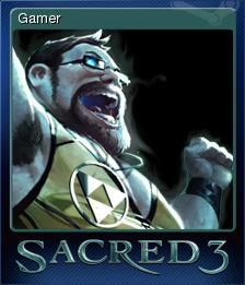 Sacred 3 Card 11