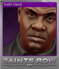 Saints Row IV Foil 3