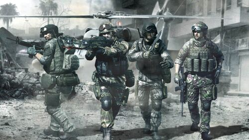 Soldier Front 2 Artwork 5