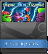 Super Blue Fighter Booster Pack