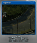 Tactical Intervention Foil 8