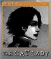 The Cat Lady Foil 5