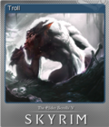The Elder Scrolls V Skyrim Foil 7