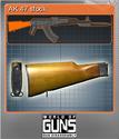 World of Guns Gun Disassembly Foil 02