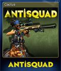 Antisquad Card 2