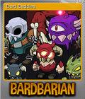 Bardbarian Foil 5