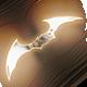 Batman Arkham Knight Badge Foil