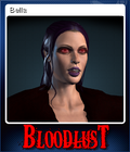 BloodLust Shadowhunter Card 5