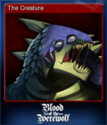 Blood of the Werewolf Card 5