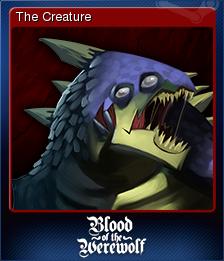 Blood of the Werewolf Card 5