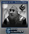 Cargo Commander Foil 3