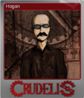 Crudelis Foil 1