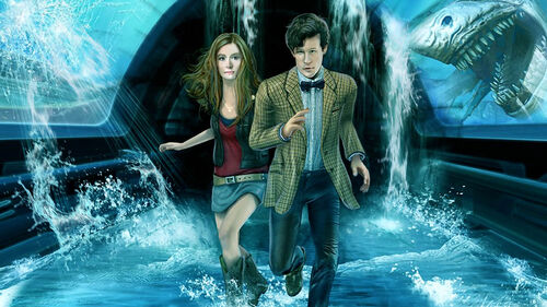 Doctor Who The Adventure Games Artwork 4