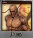 Faery - Legends of Avalon Foil 1