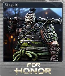 For Honor Foil 07