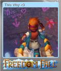 Freedom Fall Foil 5