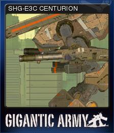Gigantic Army Card 4
