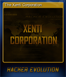 Hacker Evolution Card 4