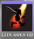 Life Goes On Foil 2