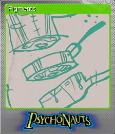 Psychonauts Foil 5