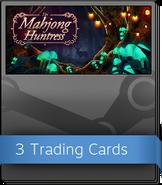 The Mahjong Huntress Booster Pack