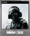 Tom Clancy's Rainbow Six Siege Foil 10