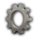 Victoria II Emoticon cogwheel