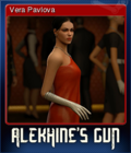 Alekhine's Gun Card 8