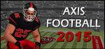 Axis Football 2015 Logo