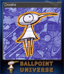 Ballpoint Universe Infinite Card 01