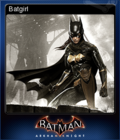 Batman Arkham Knight Card 2