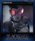 Batman Arkham Origins Blackgate Card 7
