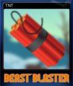 Beast Blaster Card 9