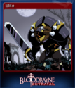 BloodRayne Betrayal Card 11