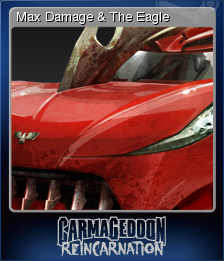 Carmageddon Reincarnation Card 8