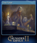 Crusader Kings II Card 8