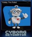 Cyborg Detonator Card 7