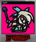 Elements Soul of Fire Foil 8