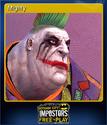 Gotham City Impostors Card 5