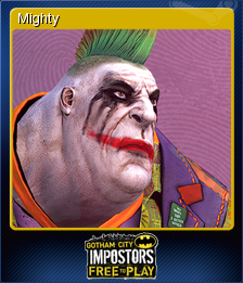 Gotham City Impostors Card 5
