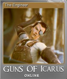 Guns of Icarus Online Foil 1
