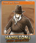 Hamilton's Great Adventure Foil 6